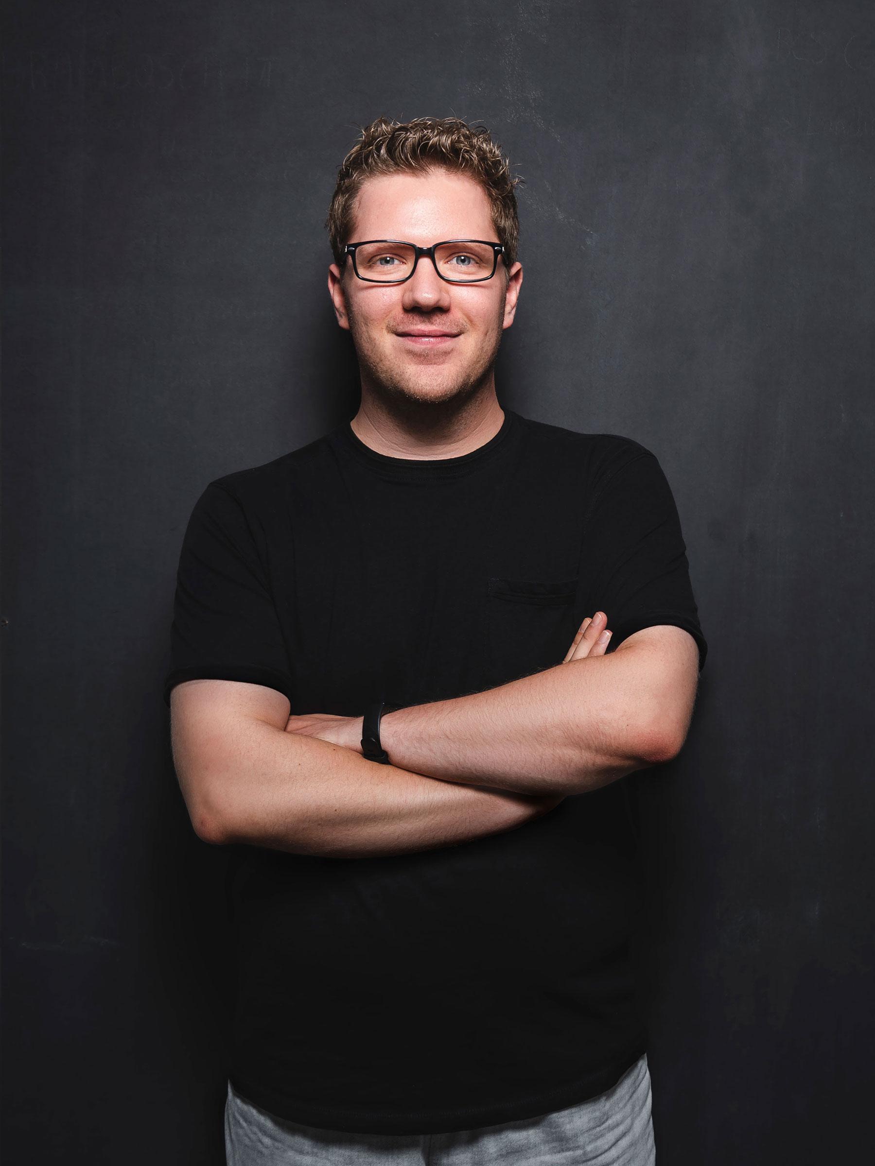 Teamfoto Jochen Sollermann – Webentwickler BCS Design Lab