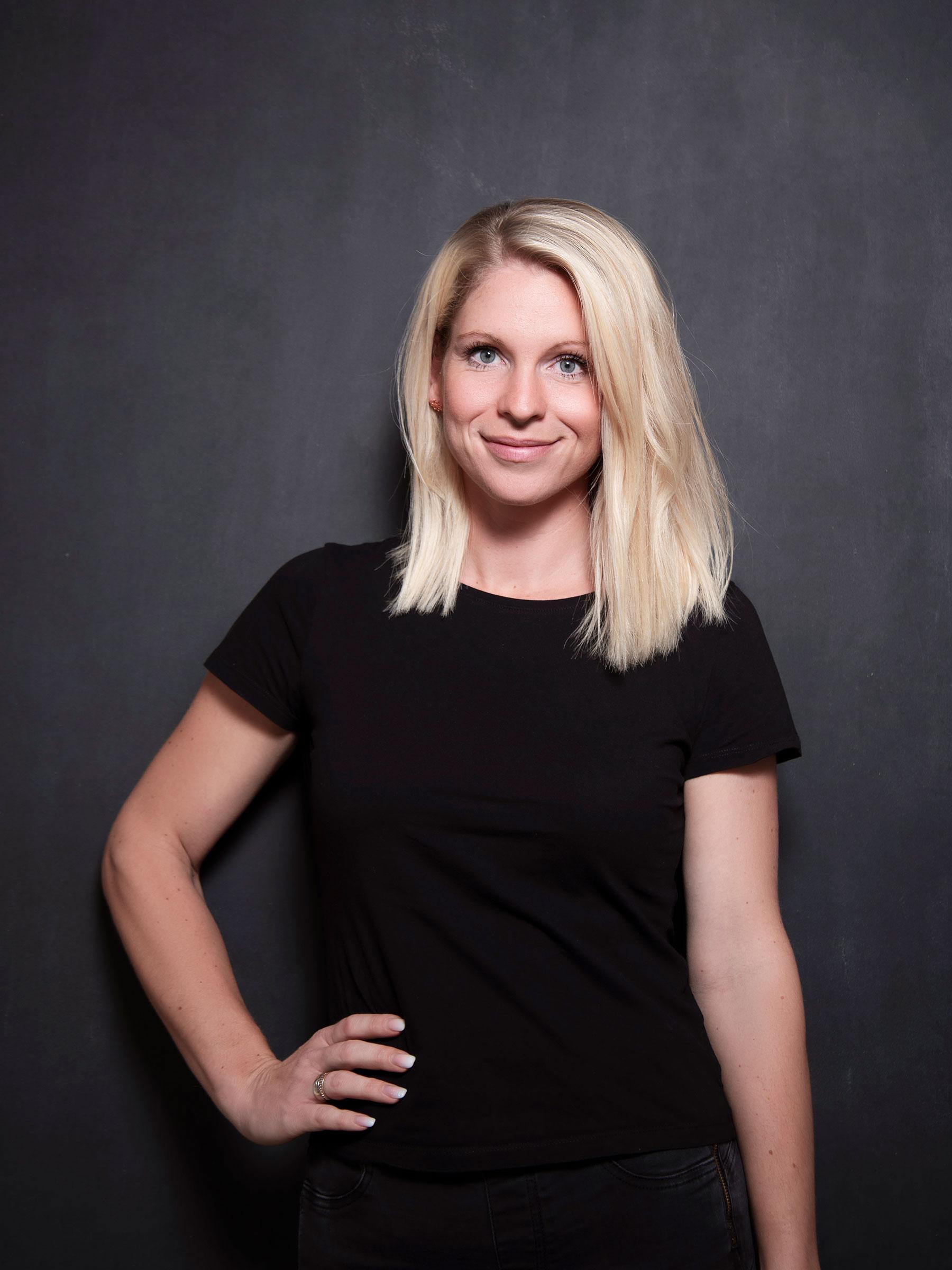 Teamfoto Isabel Brambosch – Buchhaltung BCS Design Lab
